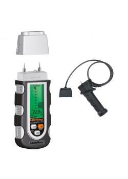 """Fuktmätare """"DampMaster Plus"""" - med extern handen elektrod"""