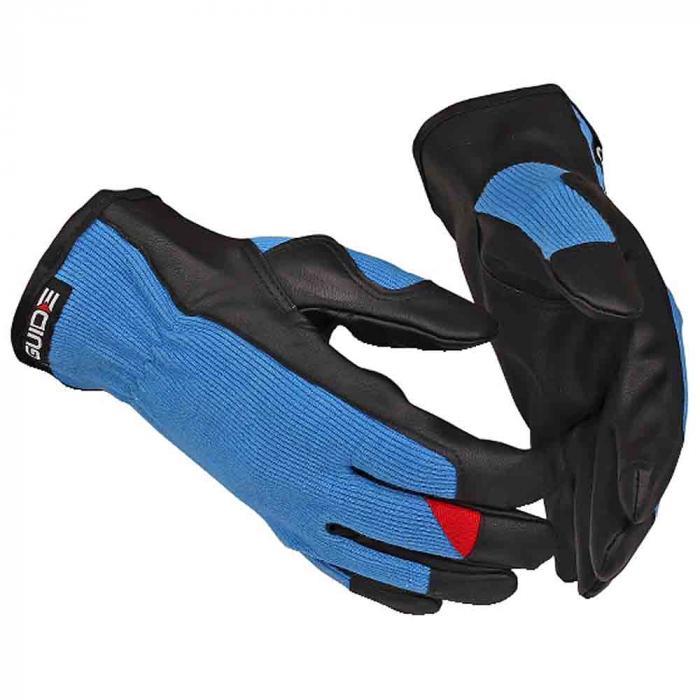 Skyddshandskar 766 Guide - Syntetiskt läder - storlek 07 till 12 - Pris per par
