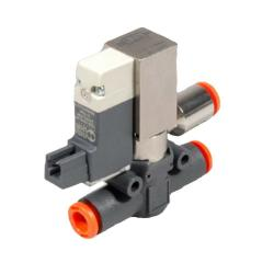 3/2 solenoid valve - series SOV L - hose to hose out vent
