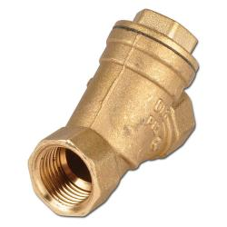 "Strainers - Red Brass - G 1/2"" - Up To 10 bar"