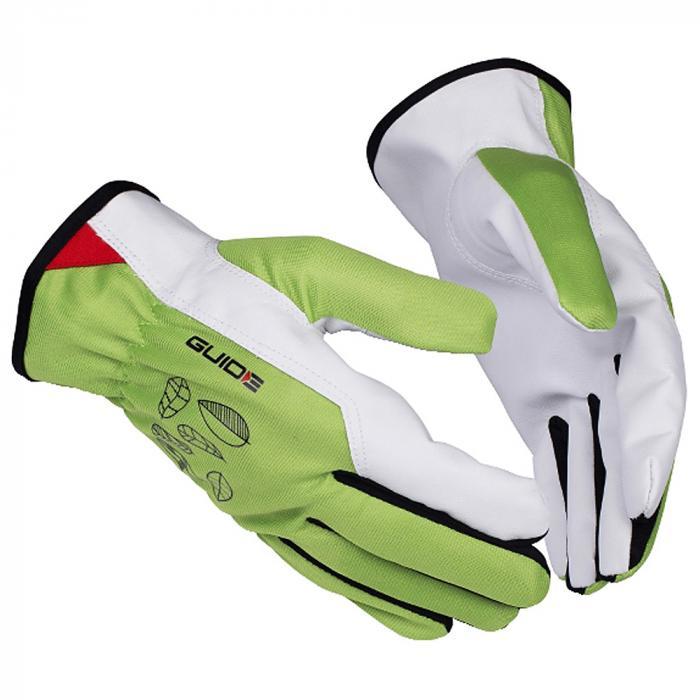 Schutzhandschuhe 5540 Guide PP - Synthetikleder - Größe 07 bis 10 - Preis per Paar