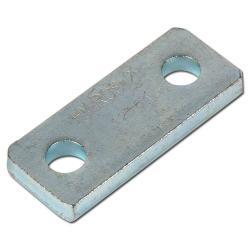 Deckplatte für Rohrschellen - schwere Baureihe 1 bis 7 - Stahl oder Edelstahl - Preis per Stück