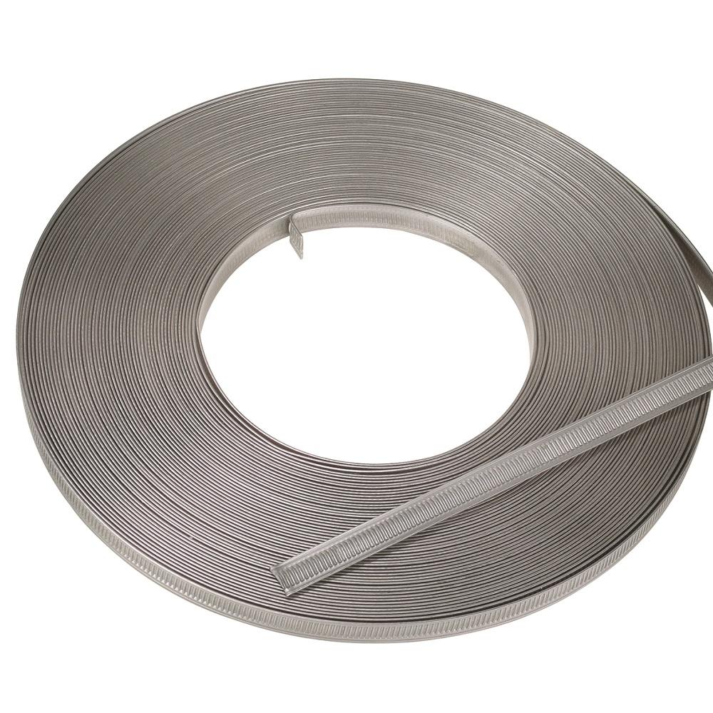 Sistema a fascia di tensione senza fine Normetta - larghezza da 5 a 16 mm - lunghezza 30 m - prezzo per rotolo