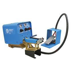 Band-It Assembling Tool - Compressed Air - To Mount Junior-Cuffs - Manually Cutt