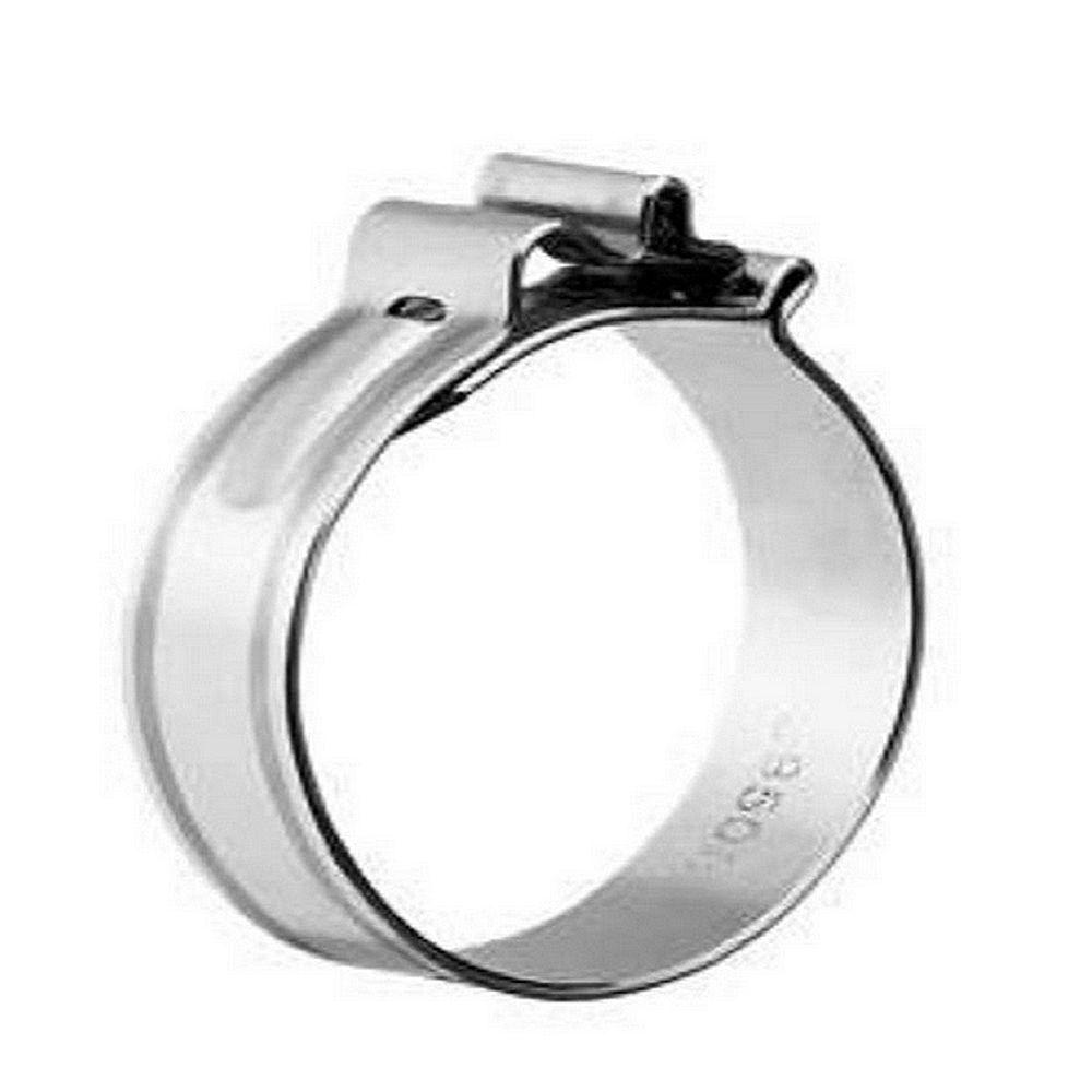 Slangklämma NORMA Cobra - rostfritt stål 1.4301 - diameter-Ø 7,5 till 11,5 mm - bredd 7 mm