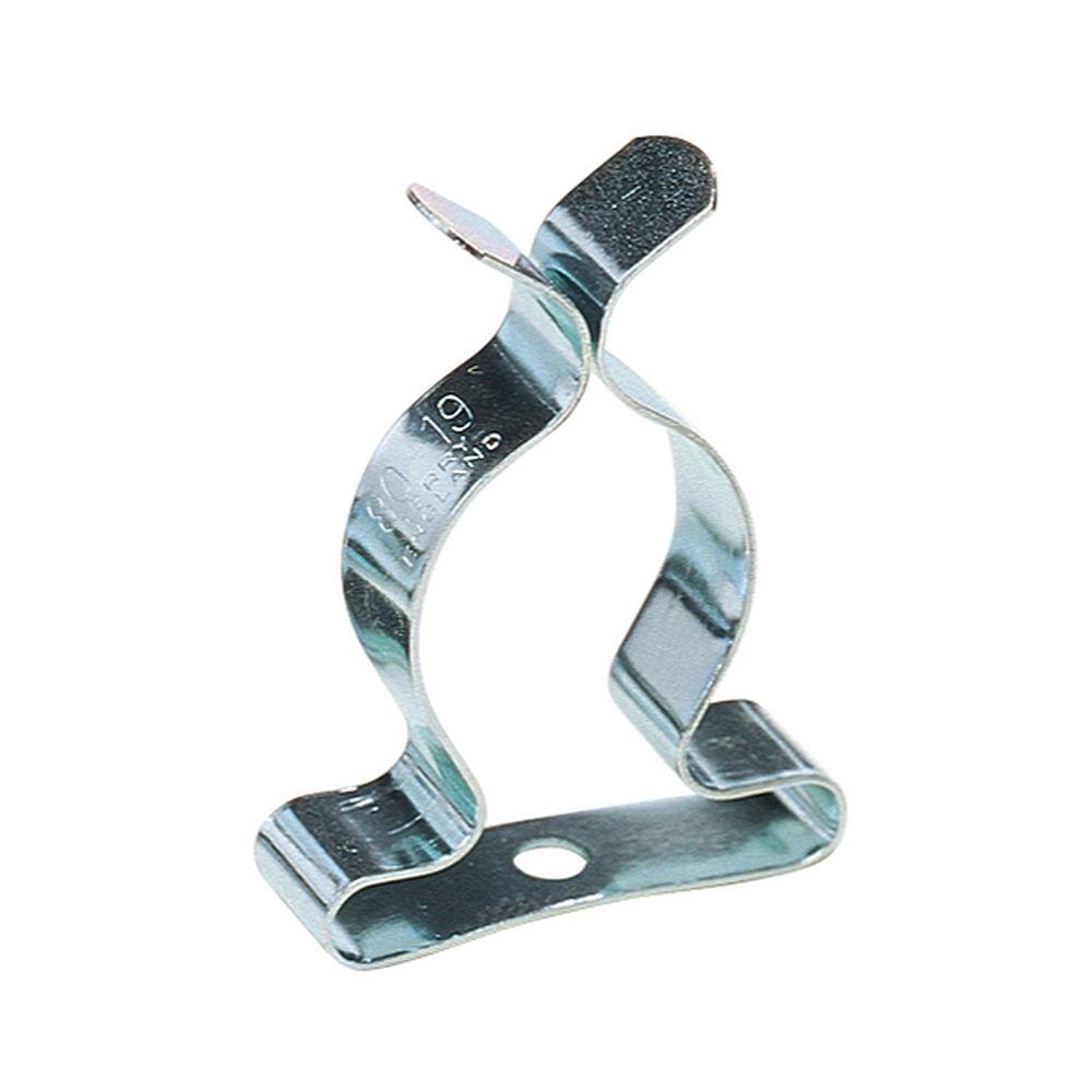 Tool Clip - geschlossen - Federstahl verzinkt - Spannbereich-Ø 6 bis 54 mm