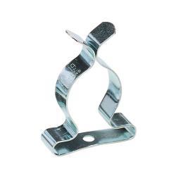 Klips narzędziowy - zamknięty - ocynkowana stal sprężynowa - zakres mocowania Ø 6 do 54 mm