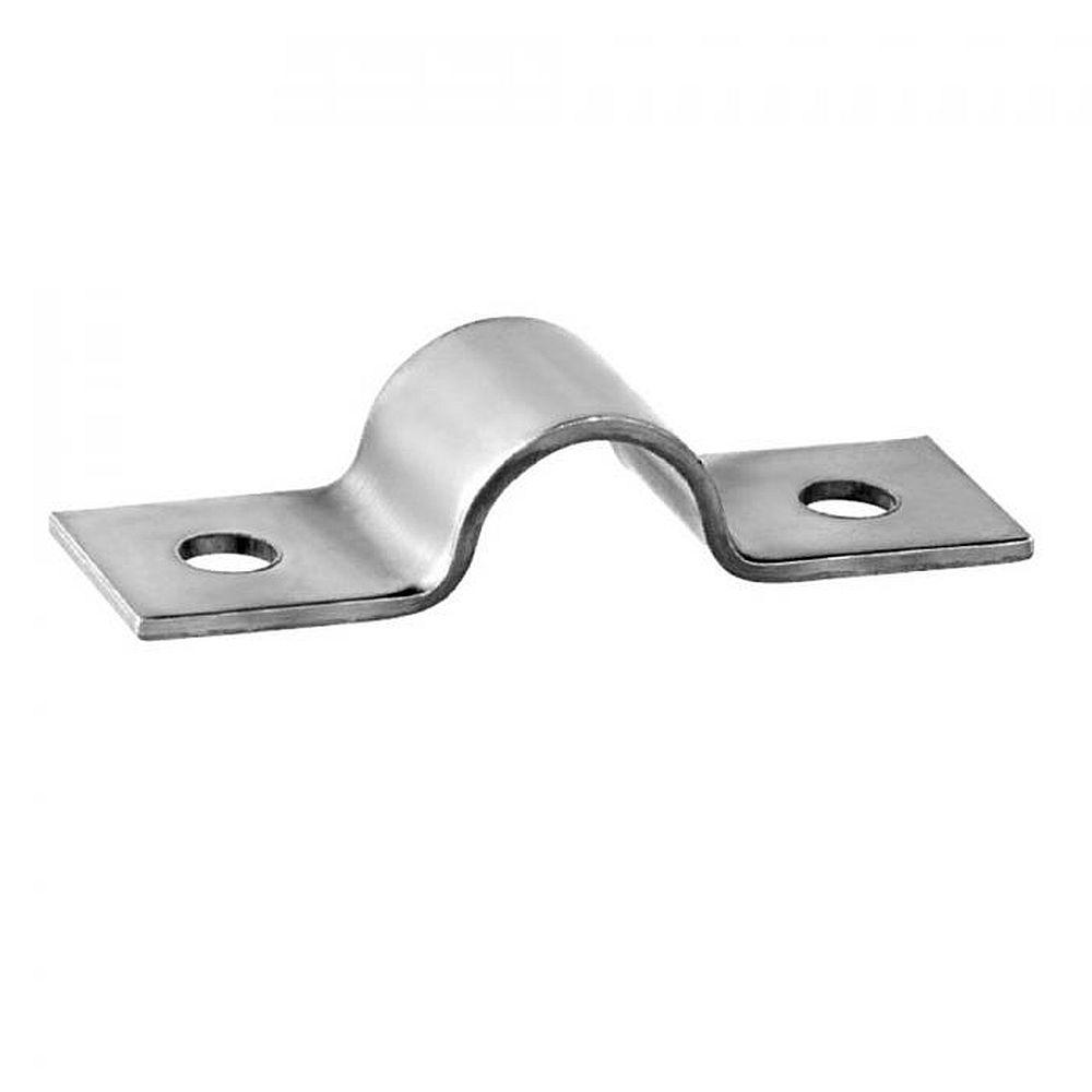 Befestigungsschelle NORMA RS - Stahl verzinkt - Spannbereich-Ø 7 bis 61 mm - Breite 16 bis 30 mm