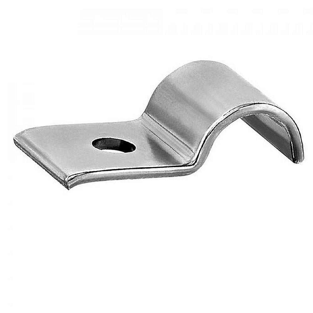 Monteringsklämma NORMA RS-galvaniserat stål - Spännområde Ø 7 till 61 mm - Bredd 16 till 40 mm