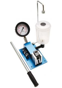 Testning och ställdon - för kontroll av insprutningsmunstycken