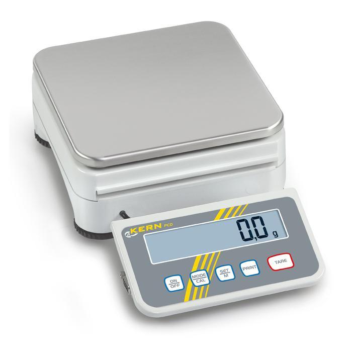 Waage - für Laborbereiche - Wägebereich 0,25 bis 10 kg - Ablesbarkeit [d] 0,001 bis 0,1 g