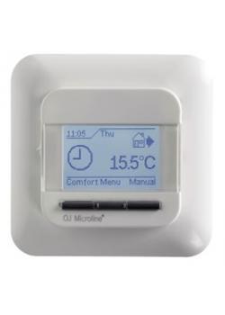 Thermostat OCD4 - 16A - 230V - mit Bodenfühler, eingebautem Raumfühler und Installationsset