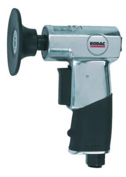 Mini grinder RODAC - RC163 type speed 15000 rpm /
