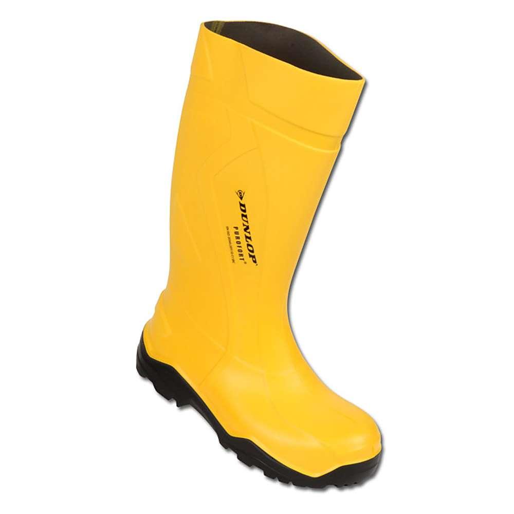 "Agricultural Boots, ""PUROFORT +"", S5 CI, size: 39-47, DUNLOP"