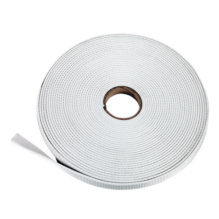 Tieranbindegurt - Breit 25 mm - Länge 10 bis 20 m - Preis per Meter