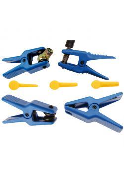 Leitungs-Verschluss-Set - 5-teilig - Innendurchmesser 5 mm - 6,3 mm - 8 mm