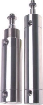 Cylinder - Clean-Profile - ISO 6432 - kolv-Ø 32-125 mm - byggserie standard