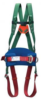 Fångsele och säkerhetsbälte - bältesbredd 45 mm