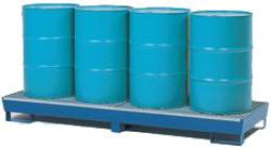 Fatställ - bärlast 850 kg/m² - 260-340 l uppsamlingsvolym