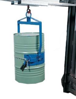 "Barrel Clamp ""Type FW-N"" - Holding 300 kg - Rotary Range > 360º"