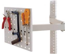 Svängarm med verktygspanel