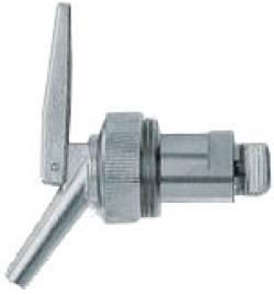 """Kulkran - findosering - rostfritt stål - 3/4"""" gänga"""