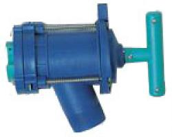 Fasswerkzeug - Gebinde mit 2 Zoll Gewinde - speziell für aggressive Chemikalien - Kunststoff, PP