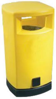Abfallsammler - Volumen 80 oder 120 - verschiedene Farben