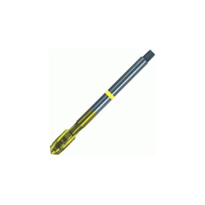 Durchgangsloch-Maschinengewindebohrer - TiN-beschichtet - metrisch - M3-M30 - HS