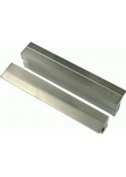 "Magnet-Schraubstock-Schonbacke ""Haso"" - Backenbreite 100-180 mm - Alu"