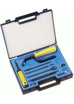 """Gradverktyg i box """"EL 2000"""" - keramik-knivar - Grattec"""