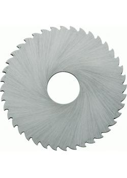 Restposten - HSS-Metallkreissägeblatt - Bogenzahn B - DIN 1837-B - Sägen-Ø 200 mm - Breite 1,2 mm - Bohrung 32 mm - Zähnezahl 100