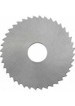 HSS-Metallkreissägeblatt - Bogenzahn C - DIN 1838-C