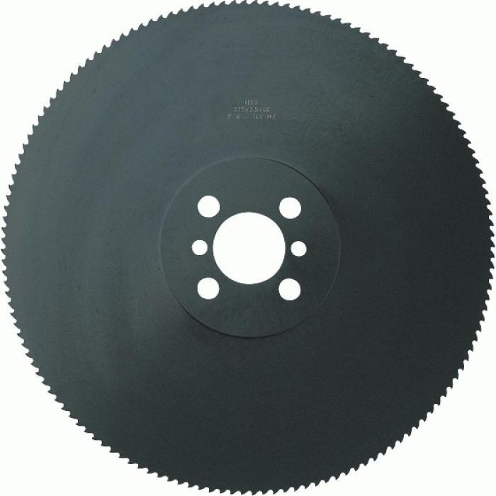 Metallkreissägeblatt - dampfangelassen und gehärtet - HSS-DMo5