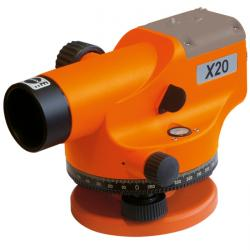 Builders Levels 20x Objective Aperture-Ø 30 mm - Nedo Modell X20 -  Horizontal C