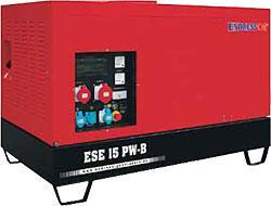 "Generatore di emergenza ""ESE 15 YW-B"" - motore Diesel - 13,2 kW"