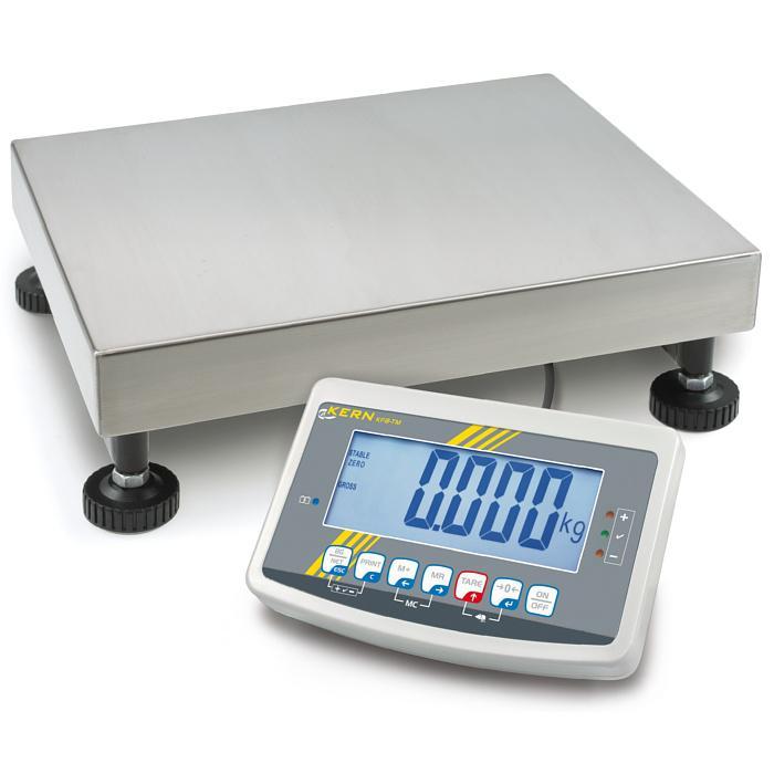 Plattformwaage - Messbereich bis 300 kg - kalibrierfähig