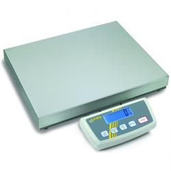 Platform scale - with IP65 evaluation device - measuring range up to 300 kg - ca