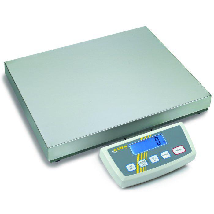 Plattformwaage - mit IP65-Auswertegerät - Messbereich bis 300 kg - kalibrierfähi