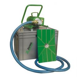 "Kit aspirant plat ""UNISTAR 2000-B"" - avec commande de la pompe - max. 60 l / min - 0,56 kW"