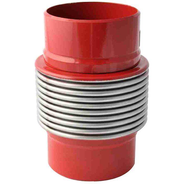Axialkompensator - mit Anschweißenden - DN 25 bis 250 - Edelstahl