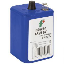 """Blockbatteri """"4R25"""" - för artikel 9.531.904 - 6 Volt"""
