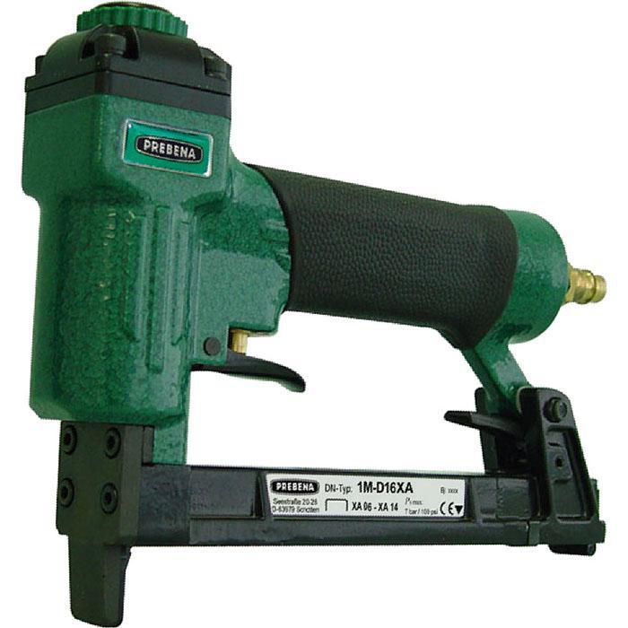Druckluftnagler für Heftklammern Type XA von 4 - 16 mm