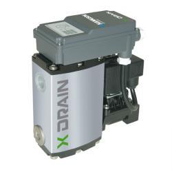 Electronic Condesate Drains HANKISON, Series X-DRAIN, Operating Pressure 0.8 - 5