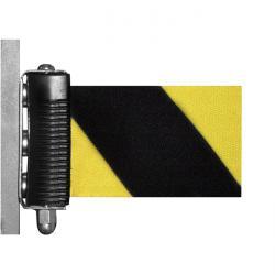 Gurtendstück- magnétiquement - post barrière