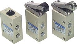 "Mechanical Operated Valve - 3/2-Way Limit Switch - G 1/8"" - Model YMV300"