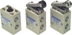 "Mechanical Operated Valves- 3/2-Way Limit Switch - G 1/4"" - Model YMV400"