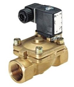 Solenoid valve - 2/2-way - diesel fuel - from 0.2 to 16 bar - normally closed -