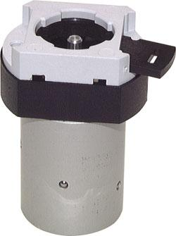 5/2-Way-Button Valve M5 For Control Panel Ø22,5 mm - Base Body