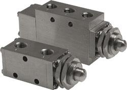 Limit switch - 3/2-way stainless steel